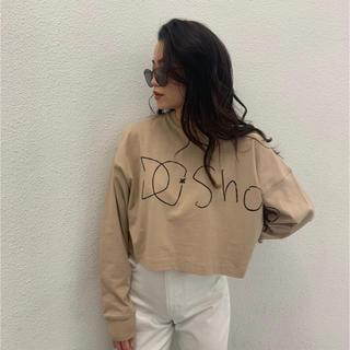 ジェイダ(GYDA)のGYDA DC×GYDA GARDNER SKETCH ショートロンT(Tシャツ(長袖/七分))