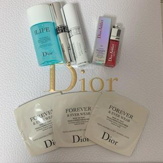 ディオール(Dior)のDIOR ディオールアディクトグロスミニサイズ 試供品セット(サンプル/トライアルキット)