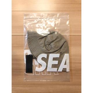 シー(SEA)のウィンダンシー WIND AND SEA (CIRCLE) BUCKET HAT(ハット)