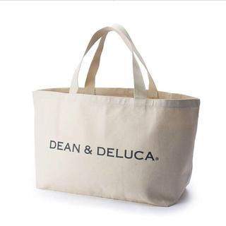 ディーンアンドデルーカ(DEAN & DELUCA)のDEAN & DELUCA ビッグトートバッグ ナチュラル(トートバッグ)