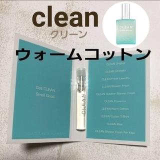 クリーン(CLEAN)の新品    CLEAN    ウォームコットン  (ユニセックス)