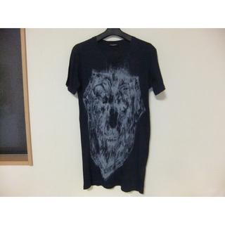 バルマン(BALMAIN)のバルマンオム『BALMAIN HOMME』2012年ライオン半袖Tシャツ XS (Tシャツ/カットソー(半袖/袖なし))