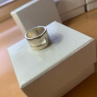 グッチ(Gucci)の売り切り価格 人気 グッチ アイコンリング 約13号(リング(指輪))