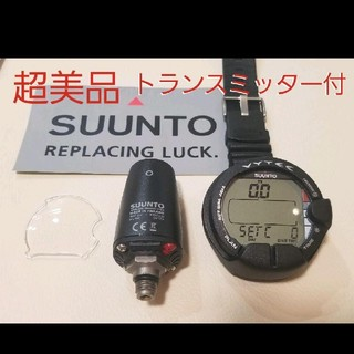 スント(SUUNTO)のスント ダイブコンピューター トランスミッター ダイビング ダイコン VYTEC(マリン/スイミング)