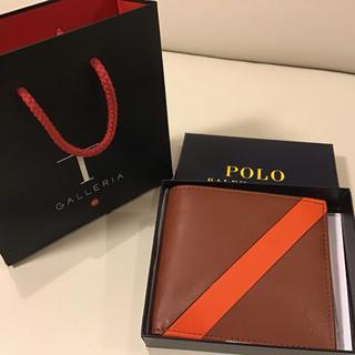 ポロラルフローレン(POLO RALPH LAUREN)の値下げ!ポロ ラルフローレンの財布(折り財布)