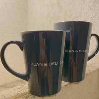 DEAN & DELUCA - 2個セット‼️ DEAN & DELUCA ラテマグ グレー  M • Sサイズ