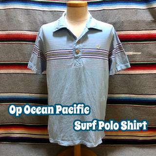 オーシャンパシフィック(OCEAN PACIFIC)のOp サーフポロ(ポロシャツ)