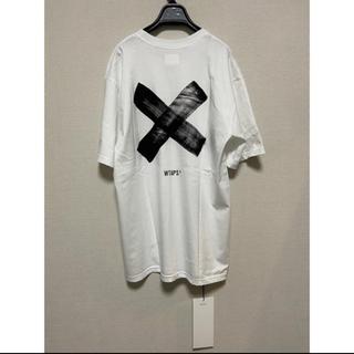 ダブルタップス(W)taps)のWTAPS 20ss MMXX 白 L Tシャツ 新品未使用(Tシャツ/カットソー(半袖/袖なし))