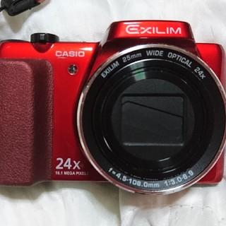 カシオ(CASIO)のCASIO EX-H60(コンパクトデジタルカメラ)