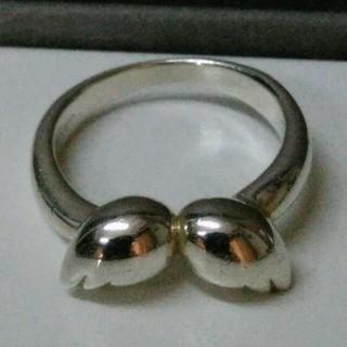 天使の羽モチーフピンキーファランジリング(リング(指輪))
