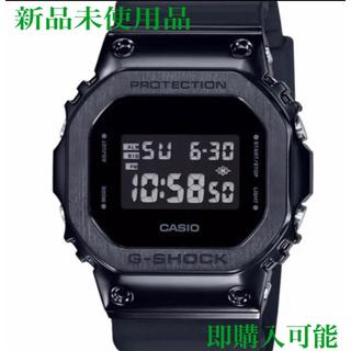ジーショック(G-SHOCK)のセール中新品未使用 CASIO 腕時計 G-SHOCK GM-5600B-1JF(腕時計(デジタル))