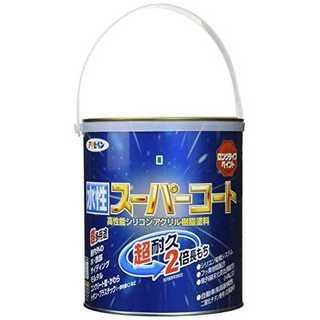 ベージュ0.7Lアサヒペン ペンキ 水性スーパーコート 水性多用途 ベージュ 0(その他)