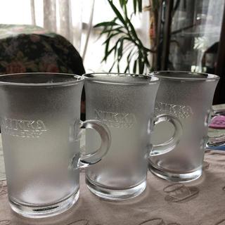 【未使用】ビールグラス3個セット【お買得】
