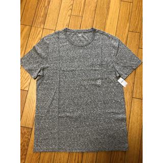 ギャップ(GAP)の新品GAP メンズTシャツ M 胸ポケット付き(Tシャツ/カットソー(半袖/袖なし))