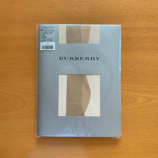 バーバリー(BURBERRY)のパンスト BURBERRY    M〜L(タイツ/ストッキング)