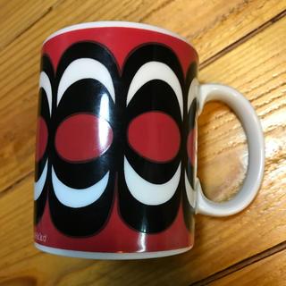 マリメッコ(marimekko)の☘レア廃盤 カイヴォ マリメッコ マグカップ☘(マグカップ)