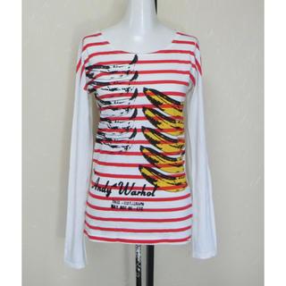 HYSTERIC GLAMOUR - HYSTERIC ヒステリックグラマー×アンディウォーホル 長袖Tシャツ