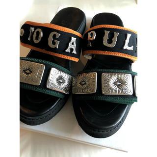 トーガ(TOGA)の【TOGA PULLA(トーガ プルラ)】サンダル(サンダル)