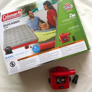コールマン(Coleman)のColeman #QUICKBED PLUS(寝袋/寝具)