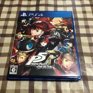 プレイステーション4(PlayStation4)のペルソナ5 ザ・ロイヤル PS4(家庭用ゲームソフト)