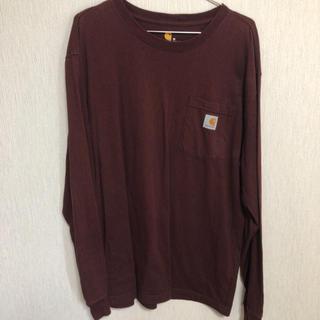 カーハート(carhartt)のロンT(Tシャツ(長袖/七分))