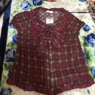 リズリサ(LIZ LISA)の新品、リズリサ、トップス(シャツ/ブラウス(半袖/袖なし))