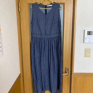 イッカ(ikka)のイッカ ワンピース L(ロングワンピース/マキシワンピース)