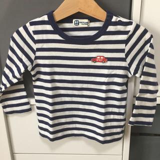 ニットプランナー(KP)のKP BOY 日本製 長袖Tシャツ 80cm(Tシャツ)