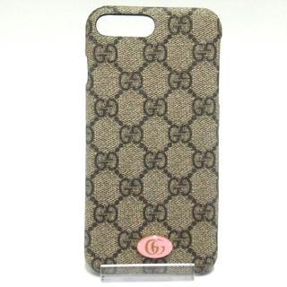 グッチ(Gucci)のGUCCI(グッチ) 携帯電話ケース 523168(モバイルケース/カバー)