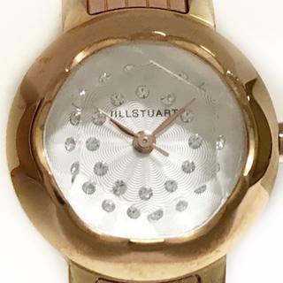 ジルスチュアート(JILLSTUART)のジルスチュアート 腕時計美品  - VC01-0110(腕時計)
