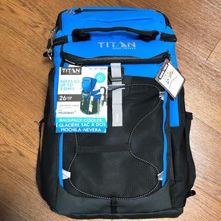 コストコ(コストコ)の新品 タイタン ディープフリーズ  バッグ リュック クーラーバッグ 26缶(その他)