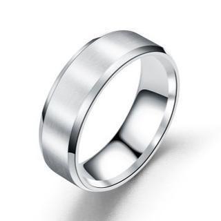 指輪 ステンレスリング シルバー(リング(指輪))