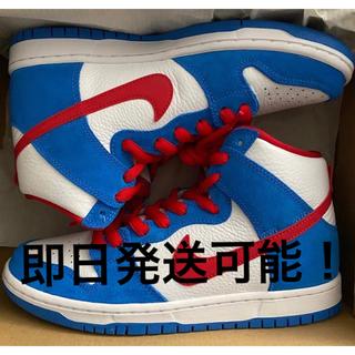 ナイキ(NIKE)のNIKE SB DUNK HIGH Doraemon(スニーカー)