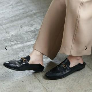 アダムエロぺ(Adam et Rope')のアダムエロペ ボロネーゼビットローファー(ローファー/革靴)