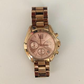 マイケルコース(Michael Kors)の本日限定セール MICHEAL KORS レディース ピンクゴールド時計(腕時計)