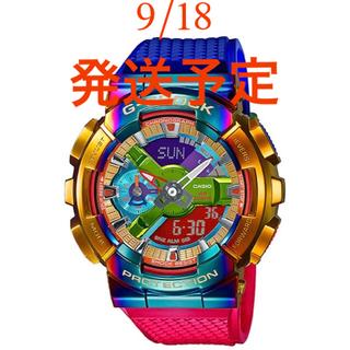 ジーショック(G-SHOCK)のG-SHOCK GM-110RB-2AJF(腕時計(デジタル))