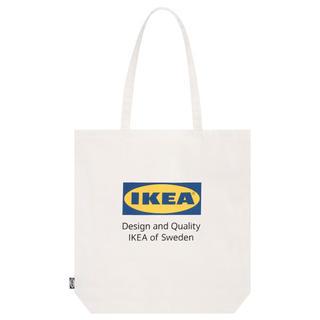 イケア(IKEA)の新品 イケア IKEA エコバッグ 限定完売 エフテルトレーダ(エコバッグ)