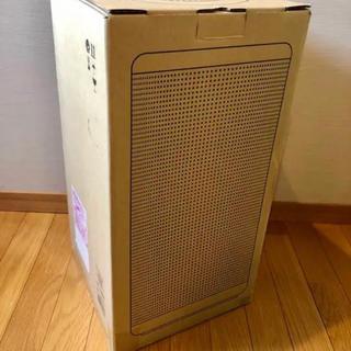 ムジルシリョウヒン(MUJI (無印良品))の【新品未使用】無印良品 空気清浄機 MJ-AP1 バルミューダ合同企画(空気清浄器)