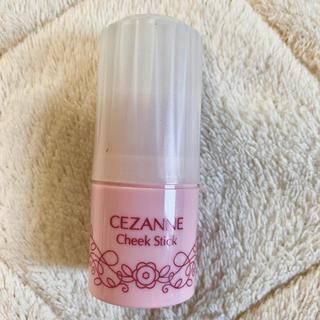 セザンヌケショウヒン(CEZANNE(セザンヌ化粧品))のセザンヌ チークスティック 03 ローズ(チーク)