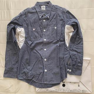 ヴィスヴィム(VISVIM)のvisvim shigatse shirt l/s S(シャツ)