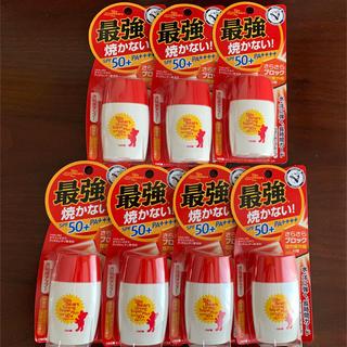 メンターム(メンターム)のメンターム 日焼け止め乳液 SPF50+/7個セット(日焼け止め/サンオイル)