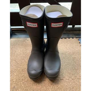 ハンター(HUNTER)の新品未使用☆ HUNTER レインブーツ(レインブーツ/長靴)