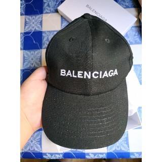 バレンシアガ(Balenciaga)のbalenciaga キャップ黒(キャップ)