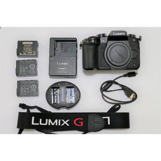 Panasonic - LUMIX DMC-G8M ボディ 予備バッテリー付 ミラーレスカメラ