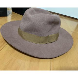 ケービーエフ(KBF)のKBF 帽子(ハット)