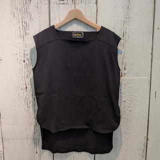 ミスティック(mystic)のOmekashi オメカシ スクエアノースリTシャツ(Tシャツ(半袖/袖なし))