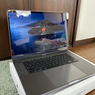 アップル(Apple)のMacBook Pro 16インチ Core i7 512GB 16GBメモリ(ノートPC)