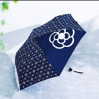 クレイサス(CLATHAS)のクレイサス 青雨兼折りたたみ傘(傘)