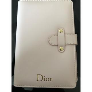 ディオール(Dior)のディオール ノベルティ手帳2020(ノベルティグッズ)