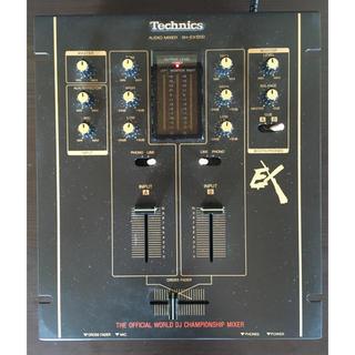 リアルテクニクス(Real Techniques)のDJミキサー Technicsテクニクス SH-EX1200(DJミキサー)